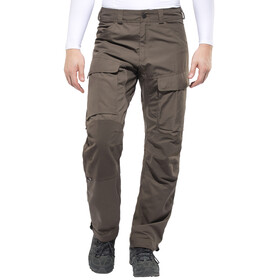 Lundhags Authentic - Pantalones de Trekking Hombre - Regular Oliva